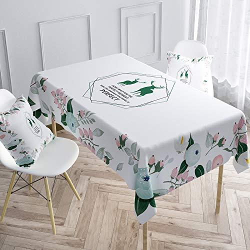 sans_marque Manteles, tableros de mesa, textiles para el hogar, elegantes manteles bordados, modernos manteles antiguos, manteles de lujo 70*70cm