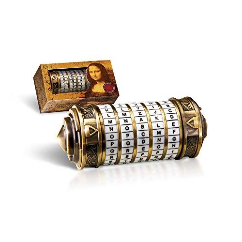 """Noble Collection - Piccolo kyptex tratto da """"Il codice Da Vinci"""""""