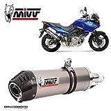 MIVV Sistemas y tubos de escape para moto