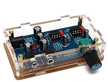 WINGONEER ヘッドフォンアンプ DIYキット