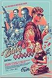 Leinwand Poster Bilder Baby Driver Classic Movie Art Print