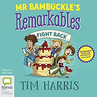 Mr Bambuckle's Remarkables Fight Back cover art