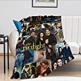 Flannel Throw Blankets, Luxury Ultra-Soft Micro Fleece Blanket for Bed Couch Sofa Chair Dorm Travel Blanket. 50'X40'