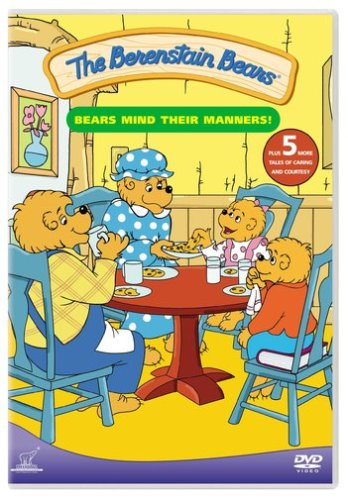 Bears Mind Their Manners!