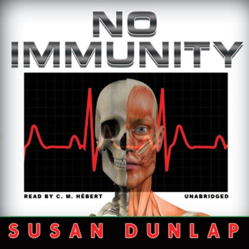 No Immunity audiobook cover art