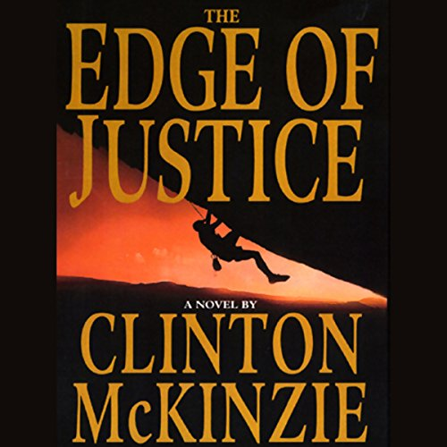 Edge of Justice audiobook cover art