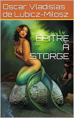 ÉPÎTRE À STORGE (French Edition)