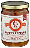 Patty's Peppers, Peppers Hungarian Hot And Sweet Sweet Heat, 12 Ounce