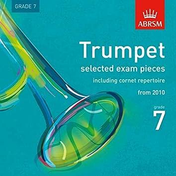 Trumpet Exam Pieces from 2010, ABRSM Grade 7