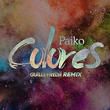 Colores (Guille Preda Remix)