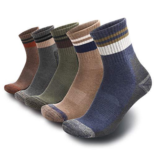 X.ANZG Socks for Men Athletic Socks Men's Cotton Socks Casual Men's Socks Warm Comfortable...
