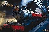 Harry Potter 1art1 Hogwarts Express, Zug, Bahnhof Poster 91