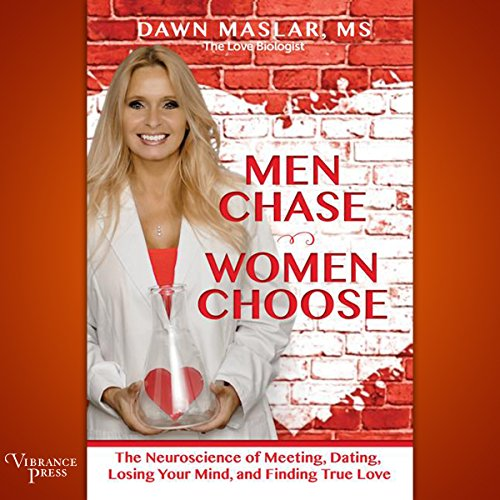 Men Chase, Women Choose audiobook cover art