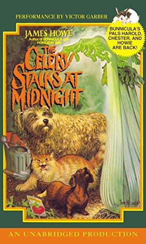 『Bunnicula: The Celery Stalks at Midnight』のカバーアート