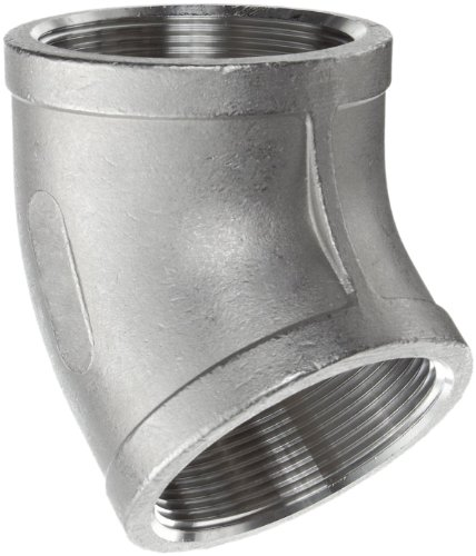 Best 45 degree street elbow class 150 pipe fittings review 2021 - Top Pick
