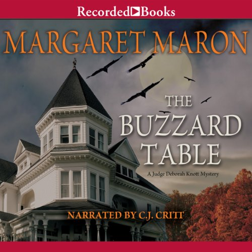 Couverture de The Buzzard Table