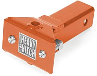 Sleeve Hitch Adapter for 2″ Receiver - Kubota Orange