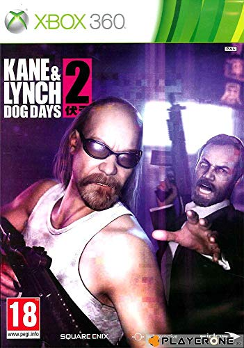 Kane & Lynch 2 : Dog Days - Xbox 360
