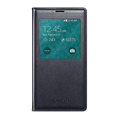 Klapphülle für Samsung Galaxy S5, Schwarz