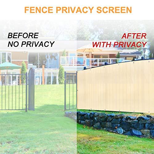 WOKKOL Privacidad de jardín y pantallas protectoras