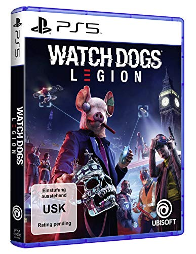 Watch Dogs Legion - Standard Edition [PlayStation 5]