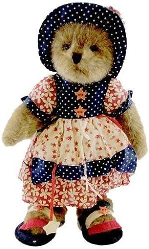 Boyds Megin Marie Bearyproud ... July 2010 Bear of the Month by Enesco