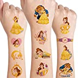 8 Sheets Cute Temporary Tattoos for Kids, Beauty and...