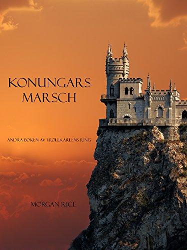 Konungars Marsch (Andra Boken Av Trollkarlens Ring) (Swedish Edition)