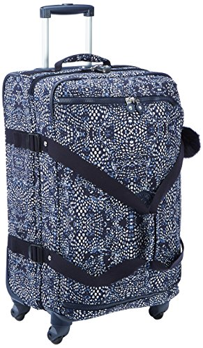 Kipling CYRAH M Equipaje de mano, 69 cm, 71 liters, Varios colores (Soft Feather)