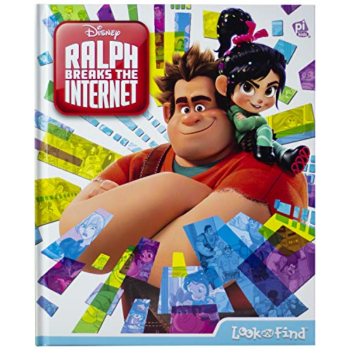 Disney Ralph Breaks the Internet (Look and Find)