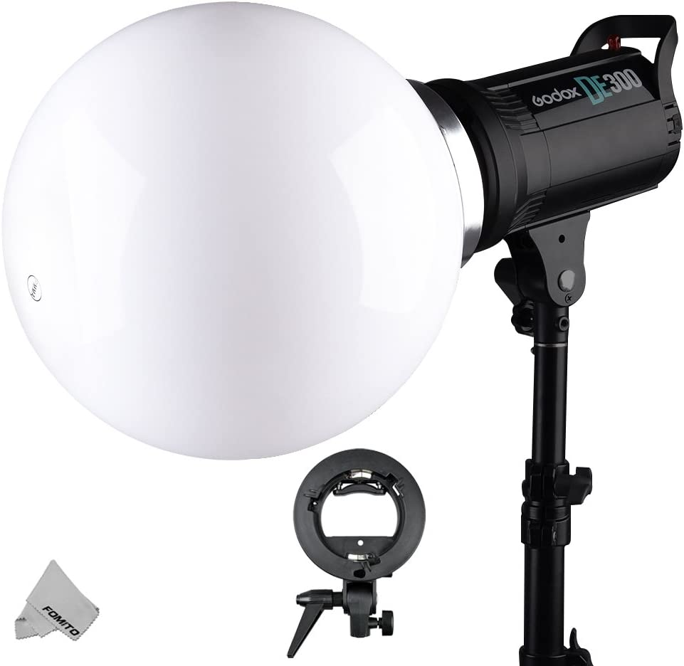 Spherical Flash Diffuser Ball 19.7 with Modifier Popular 50cm Many popular brands inch Light