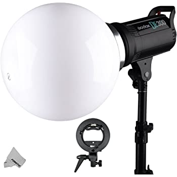 Simlug Photography Diffuser Soft Ball Dome Softbox Photography Studio Accessories Softbox Studio Accessories for Baby White 0 Photography Standard Reflect Diffuser for Baby Child