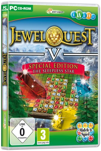 Jewel Quest V: The Sleepless Star Importación alemana
