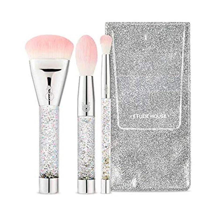 かんたんオリエンテーション母音Etude House My Beauty Tool -#Twinkle Mini Brush Set [Snow Edition] / エチュードハウス マイビューティーツール ツウィンクル ミニ ブラシ セット (スノー エディション) [並行輸入品]