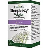 SleepEezy Valerian Root Tablets, Relief of Sleep disturbances, Vegan 60 Tablets