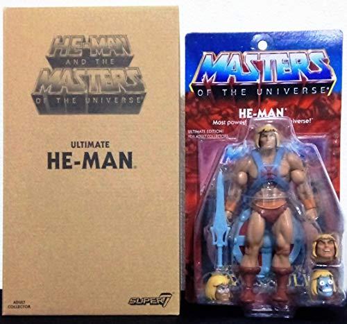 Super7 Figura Club Grayskull Ultimates He-Man 18 cm. Masters del Universo