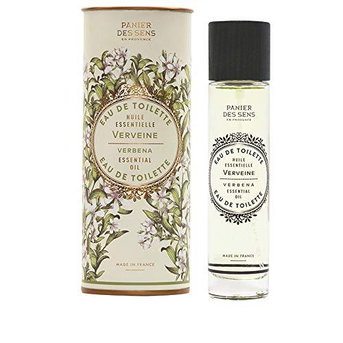Panier des Sens Eau de Toilette, Fragrancia, Verbena - Made in France - 50 ml