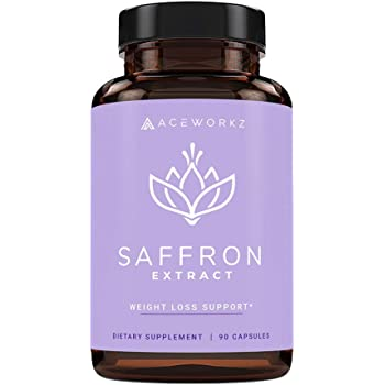 Amazon Com Saffron Extract 8825 Natural Appetite Suppressant
