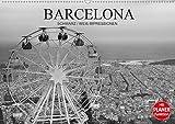 Barcelona Schwarz / Weiß Impressionen (Wandkalender 2020 DIN A2 quer): Fantastische Impressionen in schwarz / weiß der wunderbaren katalonischen Stadt Barcelona (Geburtstagskalender, 14 Seiten )
