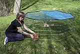 Kerbl Freigehege aus 8 Gittern - 3