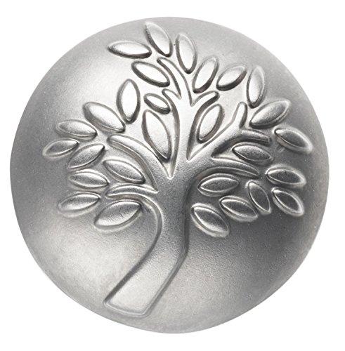 Pavo Real Clásico Diam Tree Line Rhodium