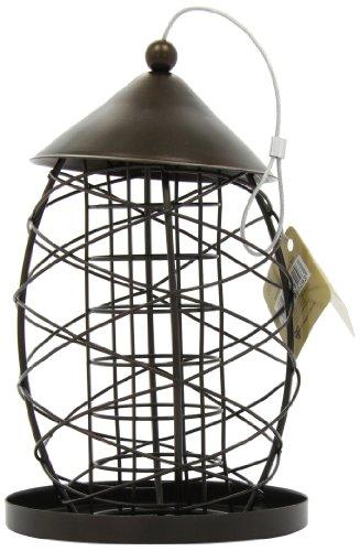 Rosewood antieke vetbal vogelvoerstation lantaarns stijl