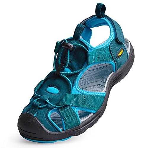 riemot Sandalias Mujer, Zapatos Verano para Caminar, Sandalias de Senderismo, Trekking,...