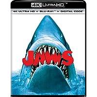 Jaws 4K Ultra HD + Blu-ray + Digital DVD