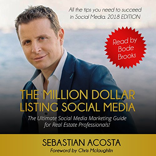 The Million Dollar Listing Social Media audiobook cover art