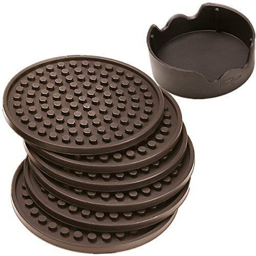 10 Best Drink Coasters Of 2020 Cup Coaster Reviews Slice Pizzeria