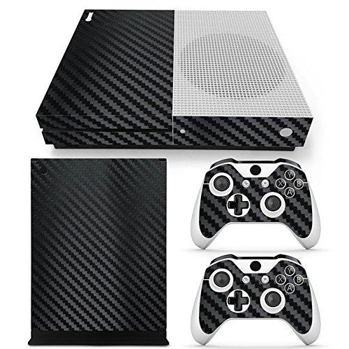GAM3GEAR vinile adesivo di protezione della pelle per Xbox One S (non per Xbox One Console & controller Elite/Xbox One/Xbox One X)