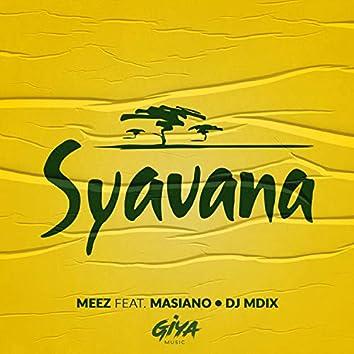 Syavana (feat. Masiano & Dj Mdix)