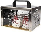 buyaolian Generador de ozono Profesional 220V 20g / h (Larga Vida) Generador de ozono Máquina para desinfectar el ozonizador