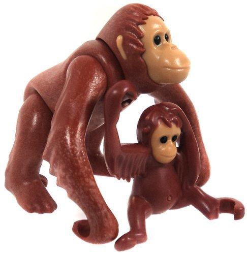 PLAYMOBIL® 6200 Orang Utan mit Baby (Folienverpackung)